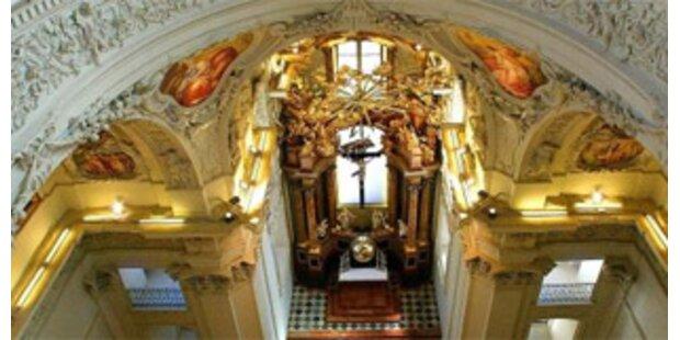 Drei Kirchenplünderer in Vorarlberg angezeigt