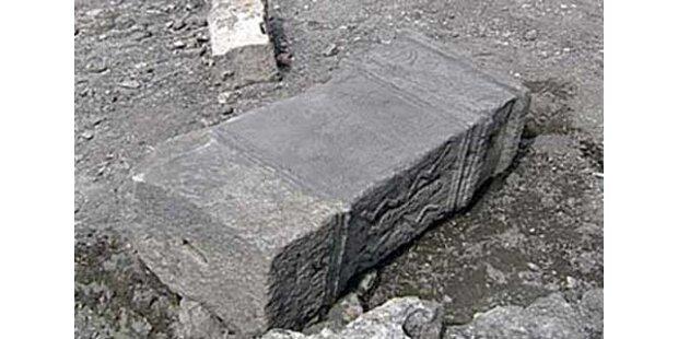 Archäologen entdecken 1.700 Jahre alten Altar