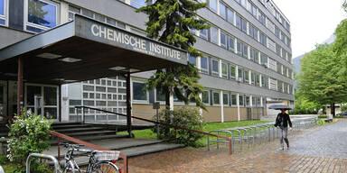 Uni-Gebäude radioaktiv verstrahlt