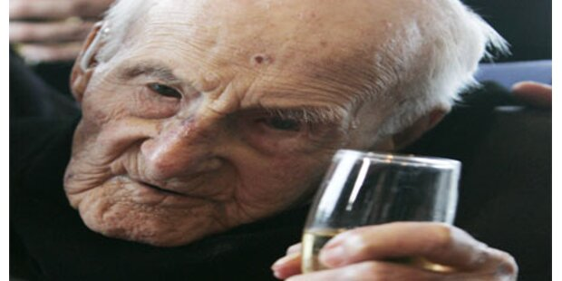 Ältester Mann Europas feierte Geburtstag