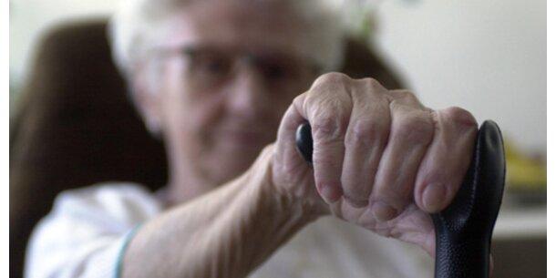 Keine Antipsychotika für Alzheimer-Patienten