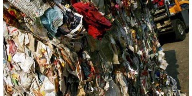 Österreicher sind fleißige Altpapiersammler