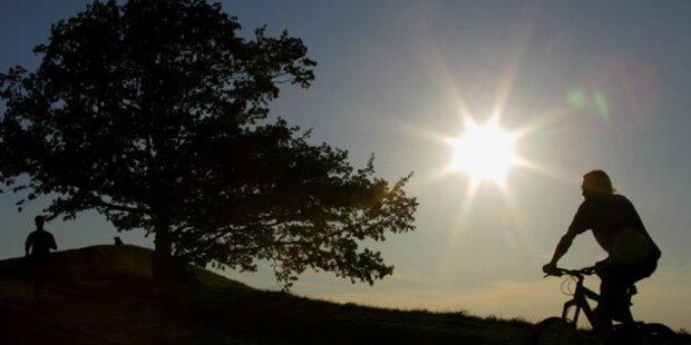 Der September bleibt weiter sonnig