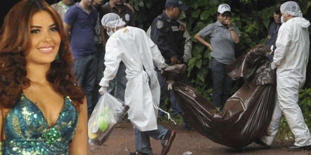 Honduras trauert um tote Miss