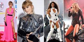 AMAs: Taylor Swift & Camila Cabello räumen ab