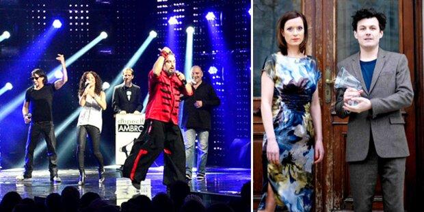Amadeus Awards: TV-Gala auf Puls 4