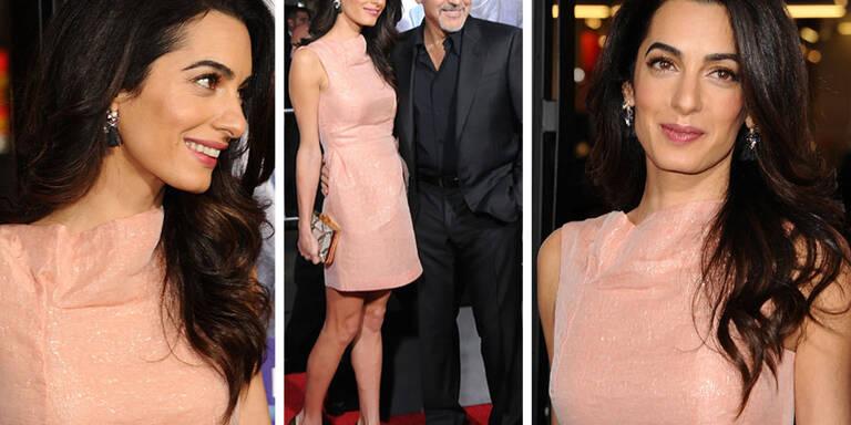 Amal Clooney stiehlt allen die Show!