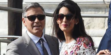 Amal Alamuddin, George Cloone