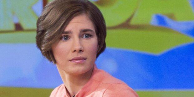 Amanda Knox spricht über Lesben-Sex im Knast