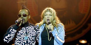 Black Eyed Peas räumen ab