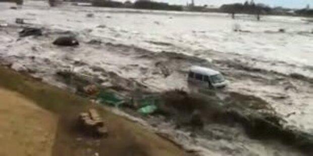 Neues Tsunami-Amateurvideo aufgetaucht