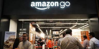 Erster Amazon-Supermarkt ohne Kassen in Europa