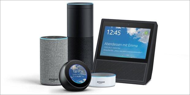Amazon verbilligt Echo-Lautsprecher