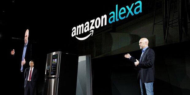 Amazon Alexa punktete auf der CES