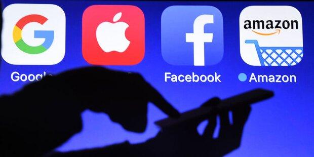 EU bittet Apple, Google & Co zur Kasse