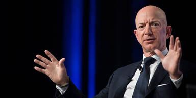 Amazon-Chef mit Nacktfotos erpresst