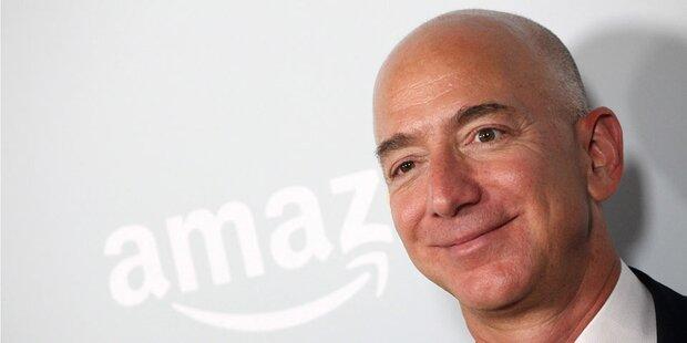 Amazon jetzt mehr wert als Google-Mutter