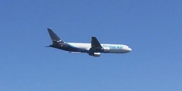 Amazon baut sich eigenen Flughafen