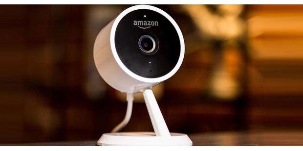 Amazon-Mitarbeiter beobachten User beim Sex