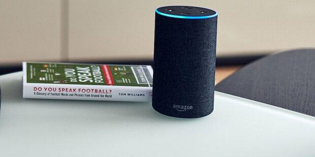 Amazon hat 100 Mio. Alexa-Geräte verkauft