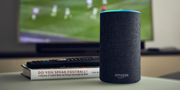Amazons Alexa kommt mit Echo in Hotelzimmer