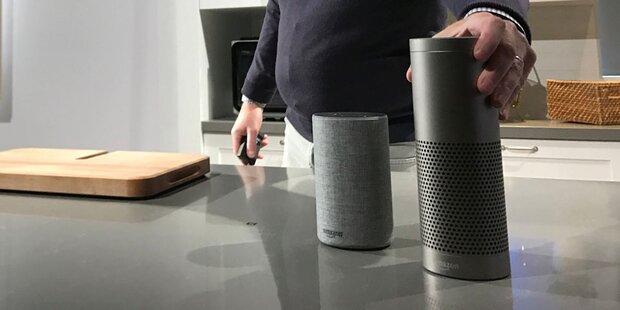 Amazon bringt zweite Echo-Generation