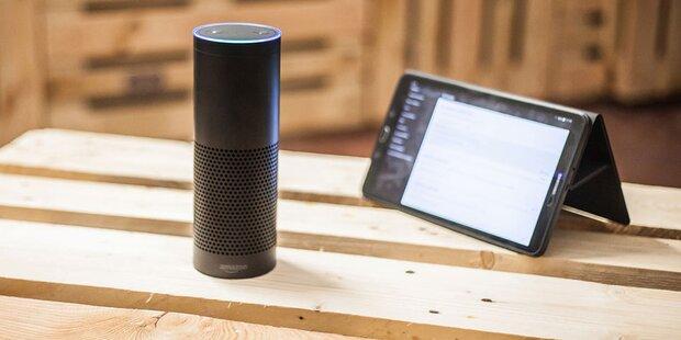 Amazon Alexa soll einen Mord klären