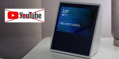 Google sperrt YouTube für Amazon-User