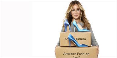Amazon startet große Mode-Offensive