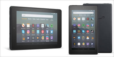 Amazon bringt neues Fire 7 um 55 Euro