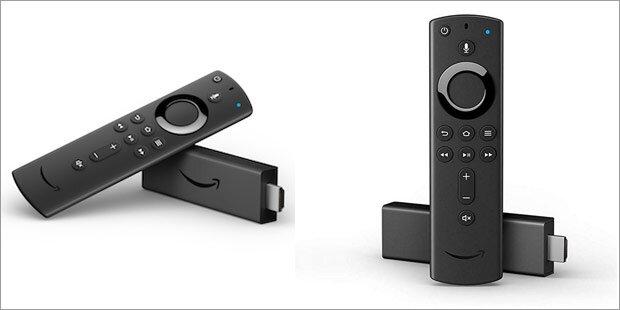 Neuer Fire TV Stick 4K und Alexa-Fernbedienung von Amazon