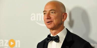 Amazon-Chef verdient 133 Mio. Dollar pro Tag