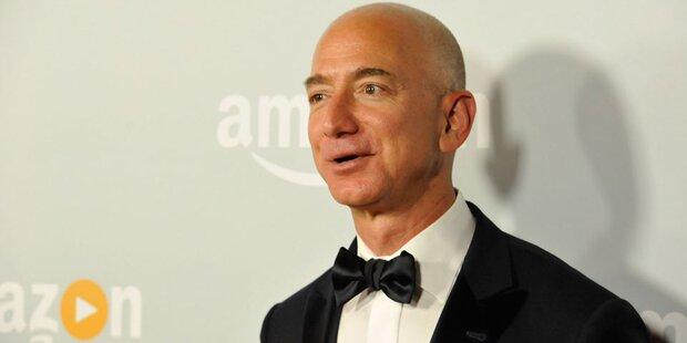 Amazon erneut mit Rekordgewinn