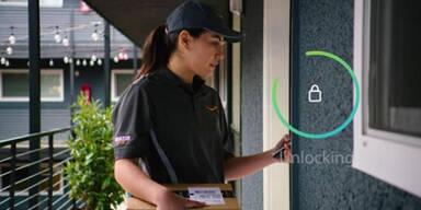 Amazon liefert jetzt IN die Wohnung