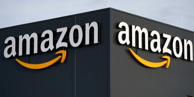 Amazon stellt zusätzlich 100.000 Mitarbeiter ein