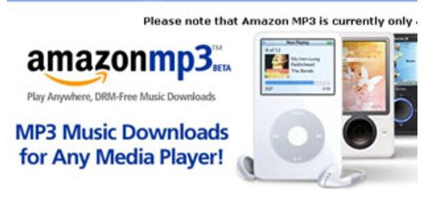 Amazon erweitert Online-Musik-Shop