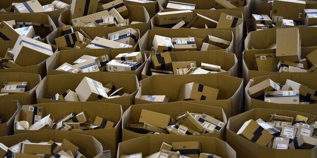 Amazon rechnet mit Rekord-Geschäft