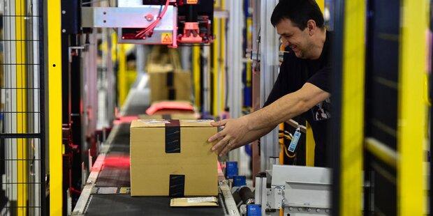 Amazon erhöht seine Versandkosten