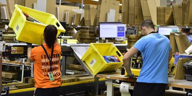 Amazon Österreich: Kritik an Arbeitsbedingungen