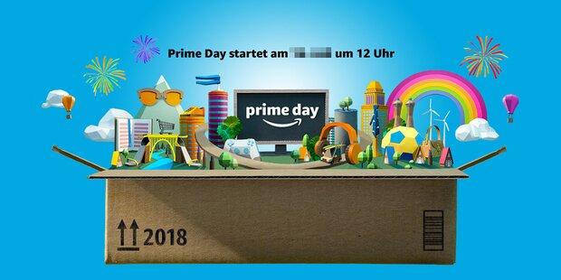 Amazon Prime Day startet heuer am 16. Juli