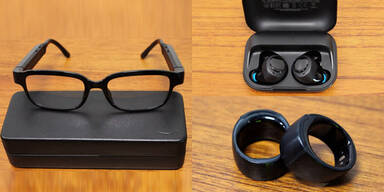 Amazon bringt Alexa-Brille, -Kopfhörer & -Ring