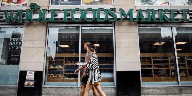 Amazon-Kampfansage an Supermärkte