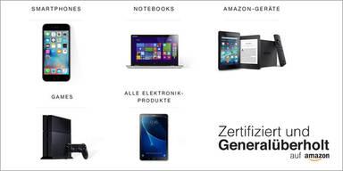 iPhone 6s, PS4 & Co bei Amazon zum Kampfpreis