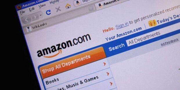 Amazon-Panne: Waren für einen Penny