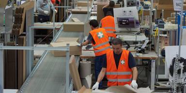 Amazon drohen Streiks zu Weihnachten