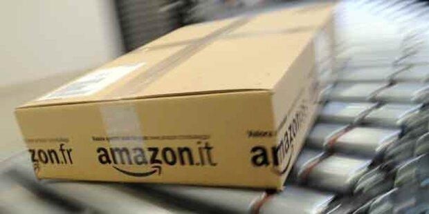 Amazon-Mitarbeiter streiken