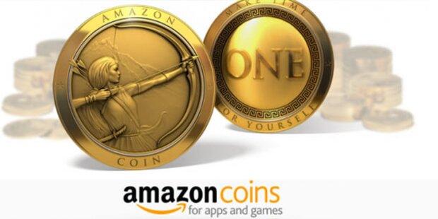 Kritik an Amazons virtueller Währung
