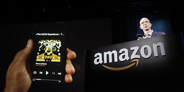 Amazon könnte Mobilfunk-Anbieter werden
