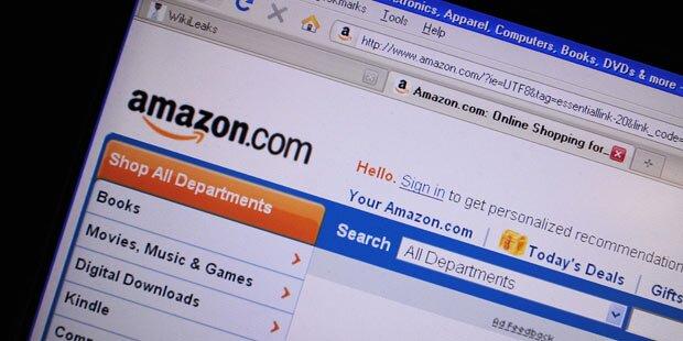 Amazon schnappt Google