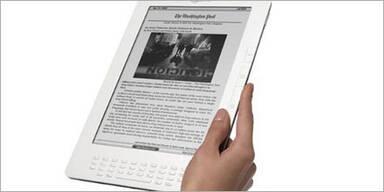 Amazon: Mehr E-Books als gedruckte Bücher